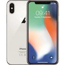 iphone iphone X  64GB Zilver Showmodel als nieuw