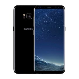 Samsung Galaxy S8  64GB Black als  nieuw