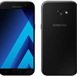 Samsung Galaxy A5 2017 Zwart