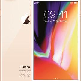 iphone 8  64GB Gold als nieuw