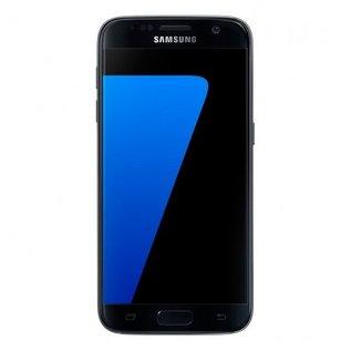 Samsung Galaxy S7 32GB Black.  klein barstje