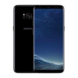 Samsung Galaxy S8  64GB Black  krasjes op het scherm