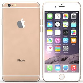 Iphone 6 White Gold 16GB Fingerscan defect