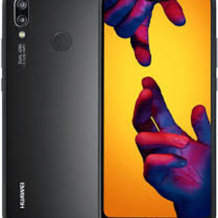 Nette gebruikte Huawei P20 Lite Zwart