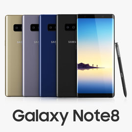 Samsung Galaxy Note 8 gold 64GB