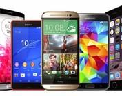 Nieuwe mobiele telefoons