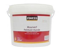 Finess Muurverf promo