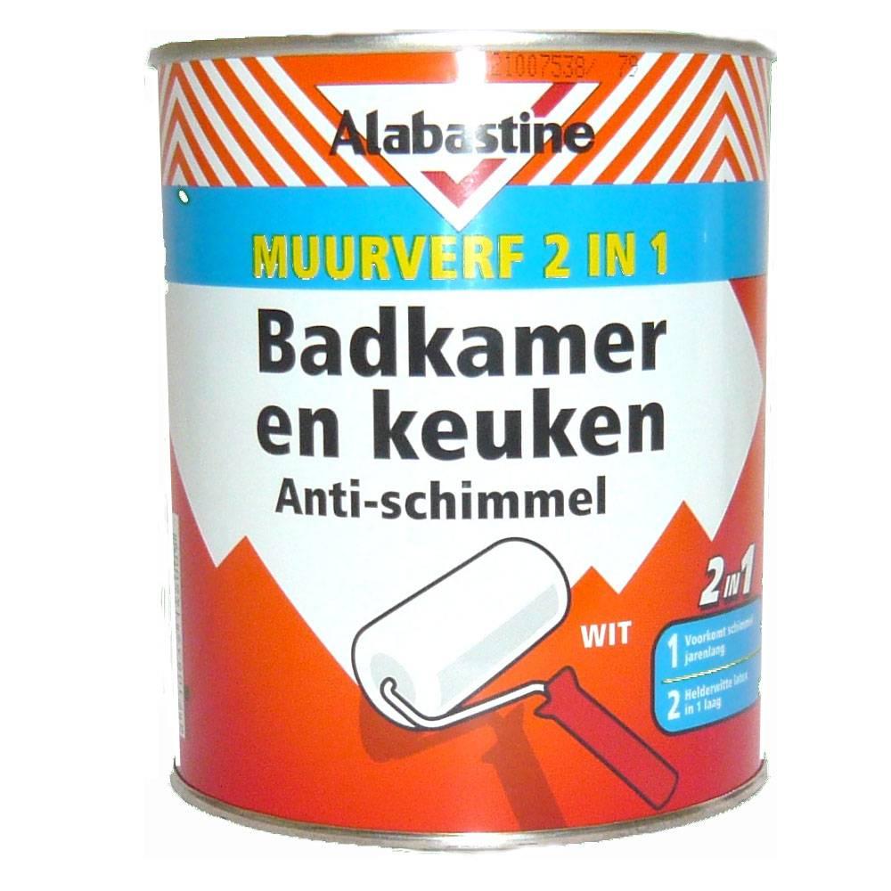 Populair Albastine Badkamer Keuken Muurverf - Verf Goedkoper LU11