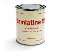 Damiatine Waterbasis grondverf wit 750 ML