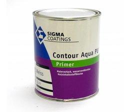 Sigma Aqua-Pu primer 1 liter wit