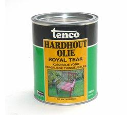 Tenco hardhout-olie royal teak