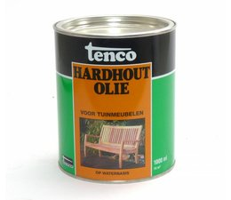 Tenco Hardhout-olie