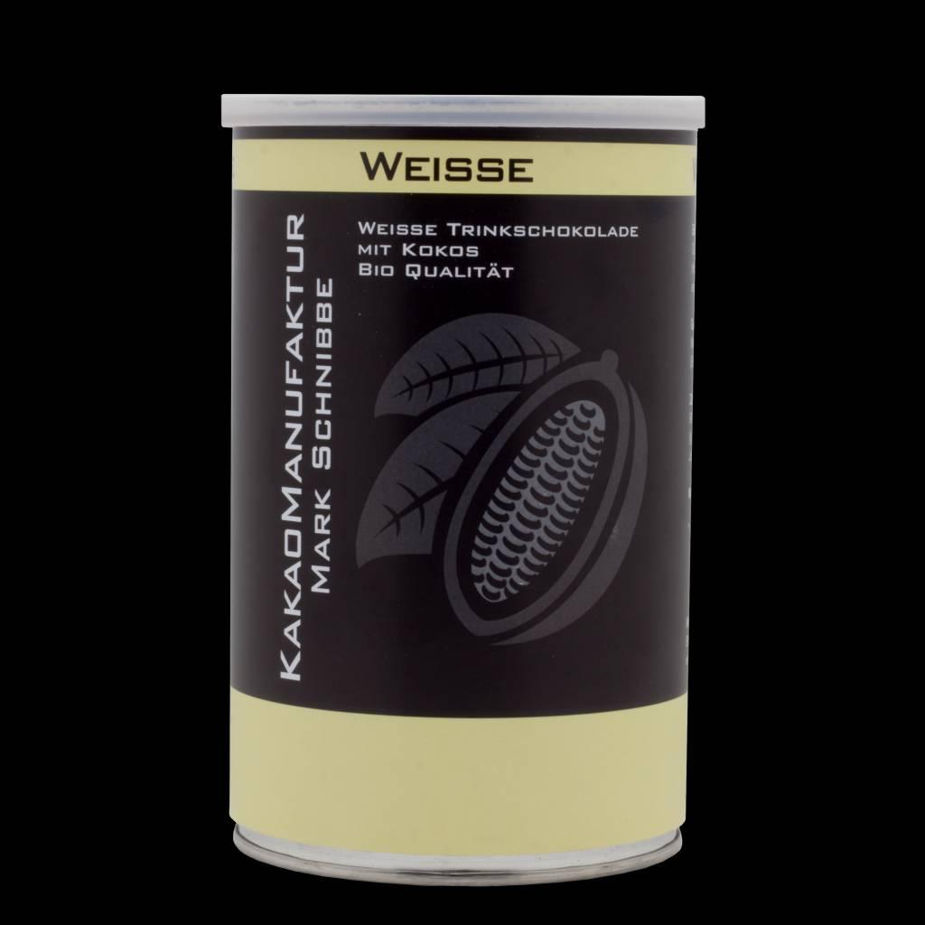Bio Weisse Schokolade mit Kokos