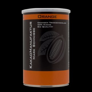 Bio Vegan Orangen-Kakao