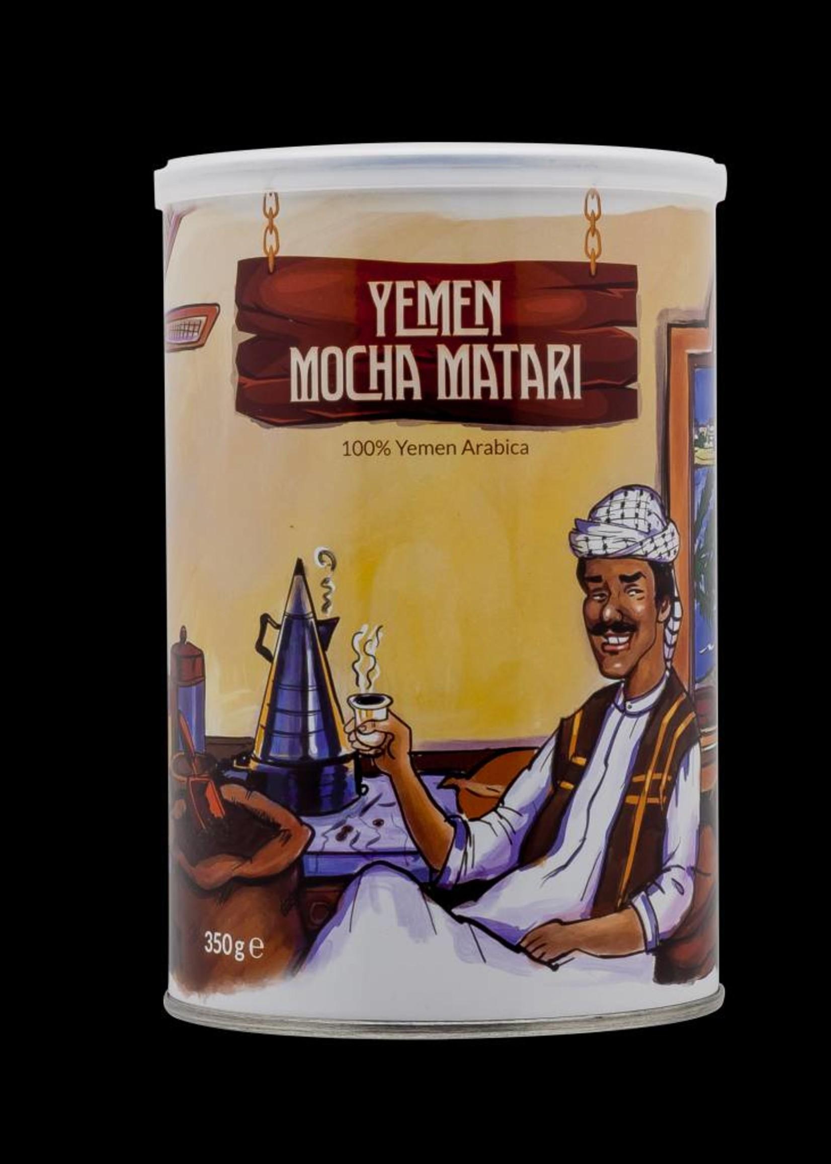 Jemen Mocca Matari Kaffee