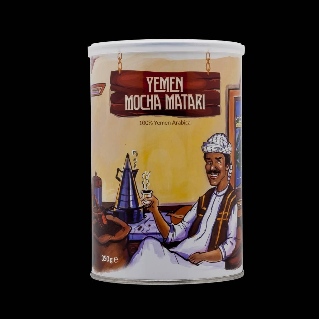 Yemen Mocca Matari coffee