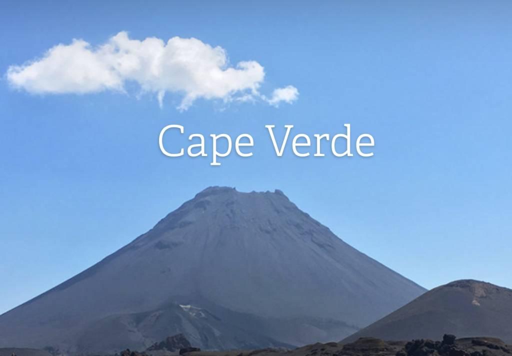 Kaffee von den Kapverdische Inseln