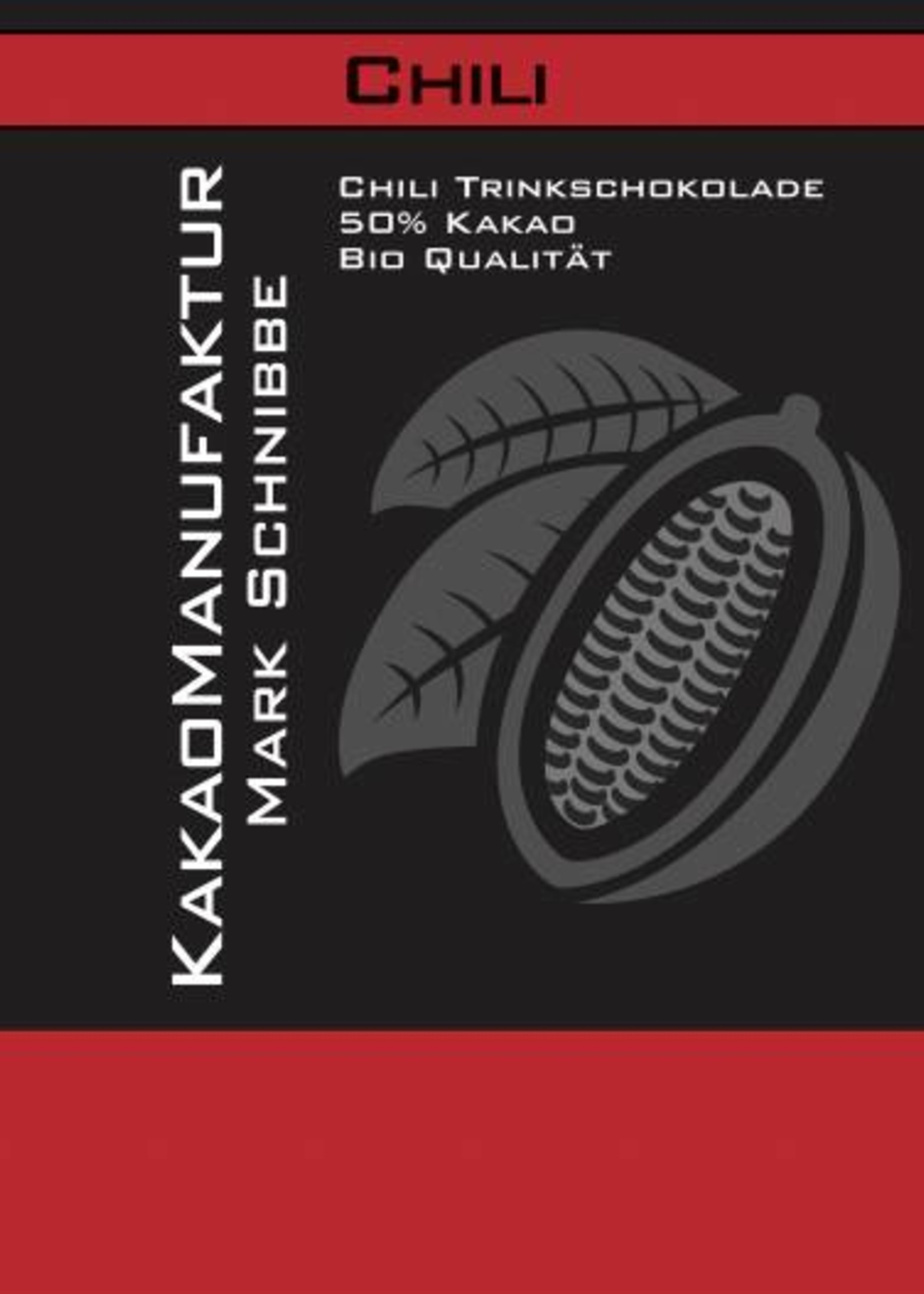 Bio Vegan Chili-Kakao 50%