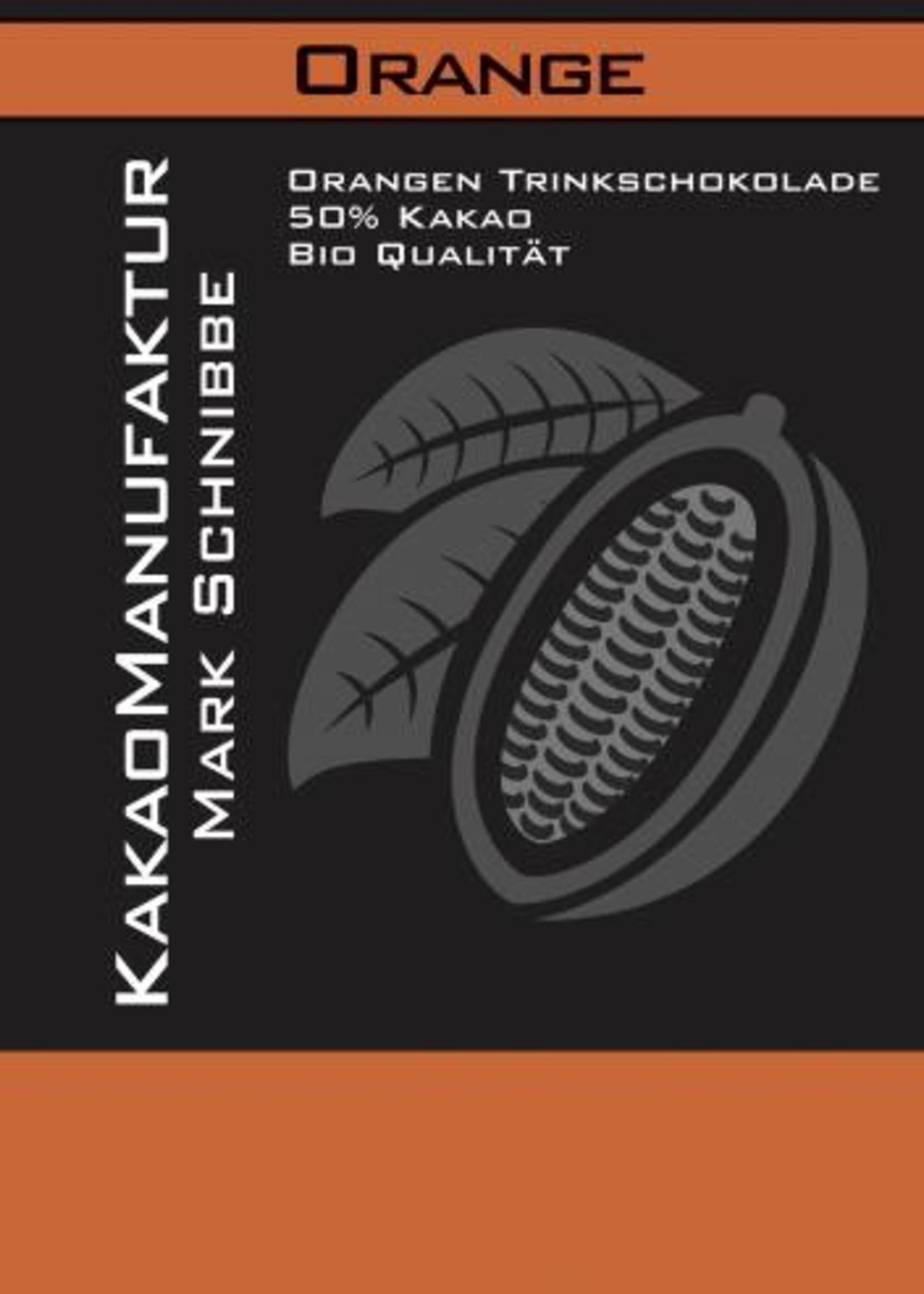 Bio Vegan Orange-Kakao 50%