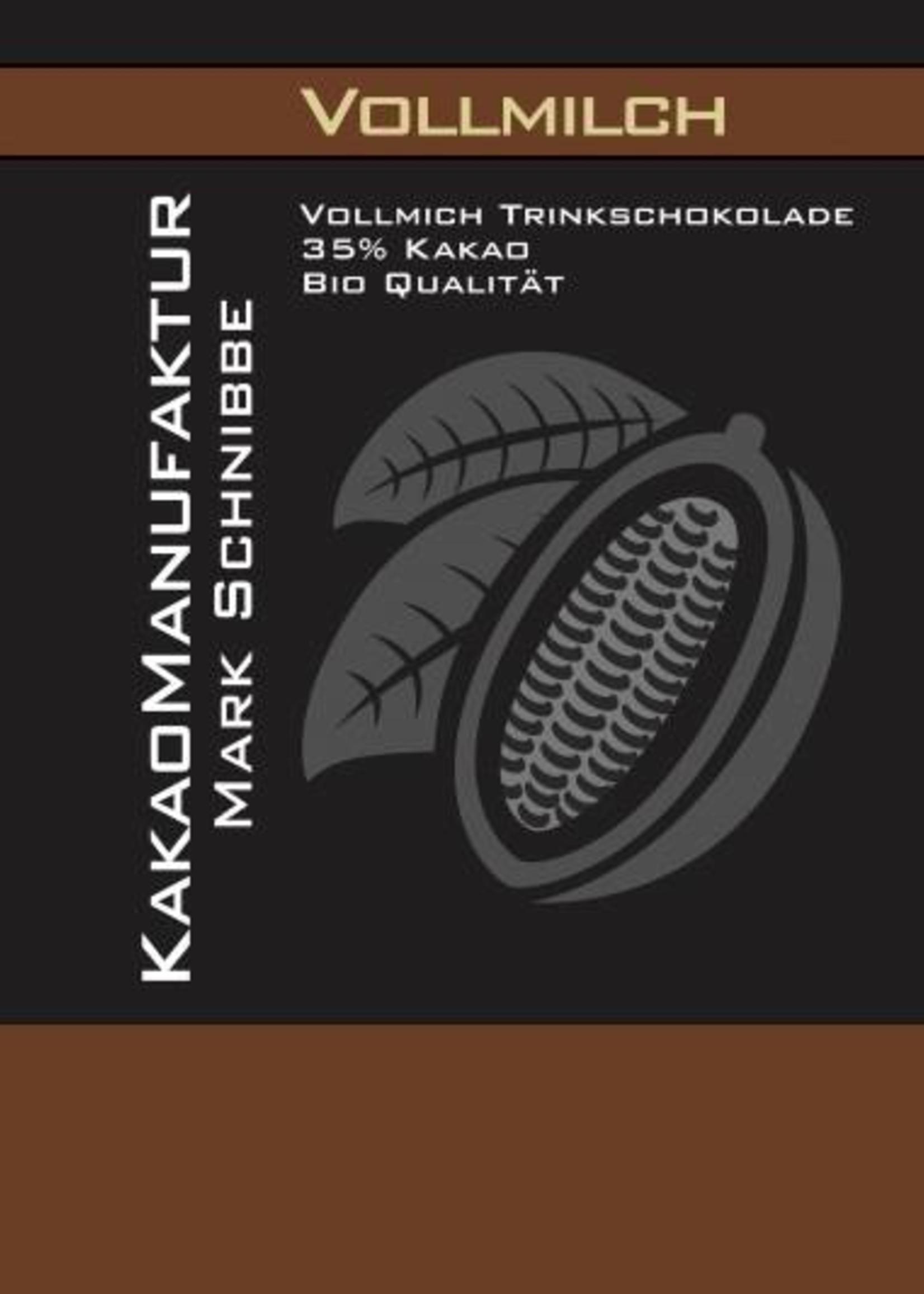 Bio Trinkschokolade Vollmilch 35%