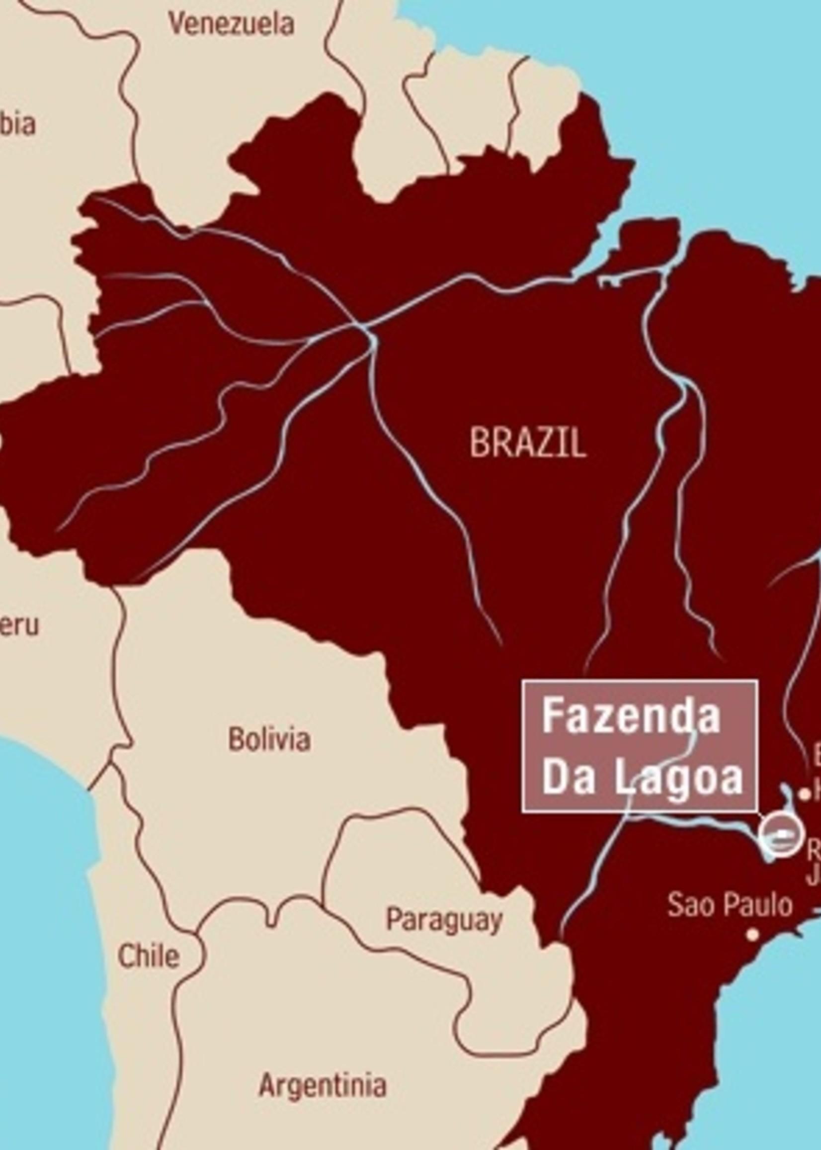 Brazil Fazenda da Lagos Estate