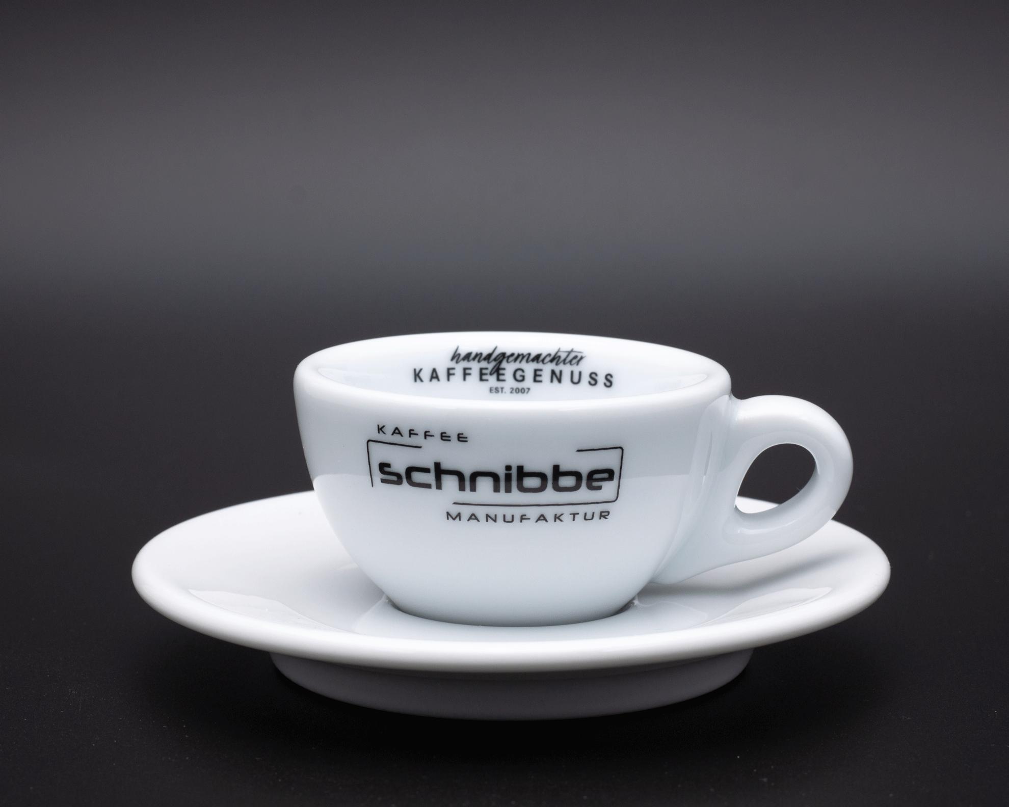 Espresso/Ristretto Tasse Modell Napoli