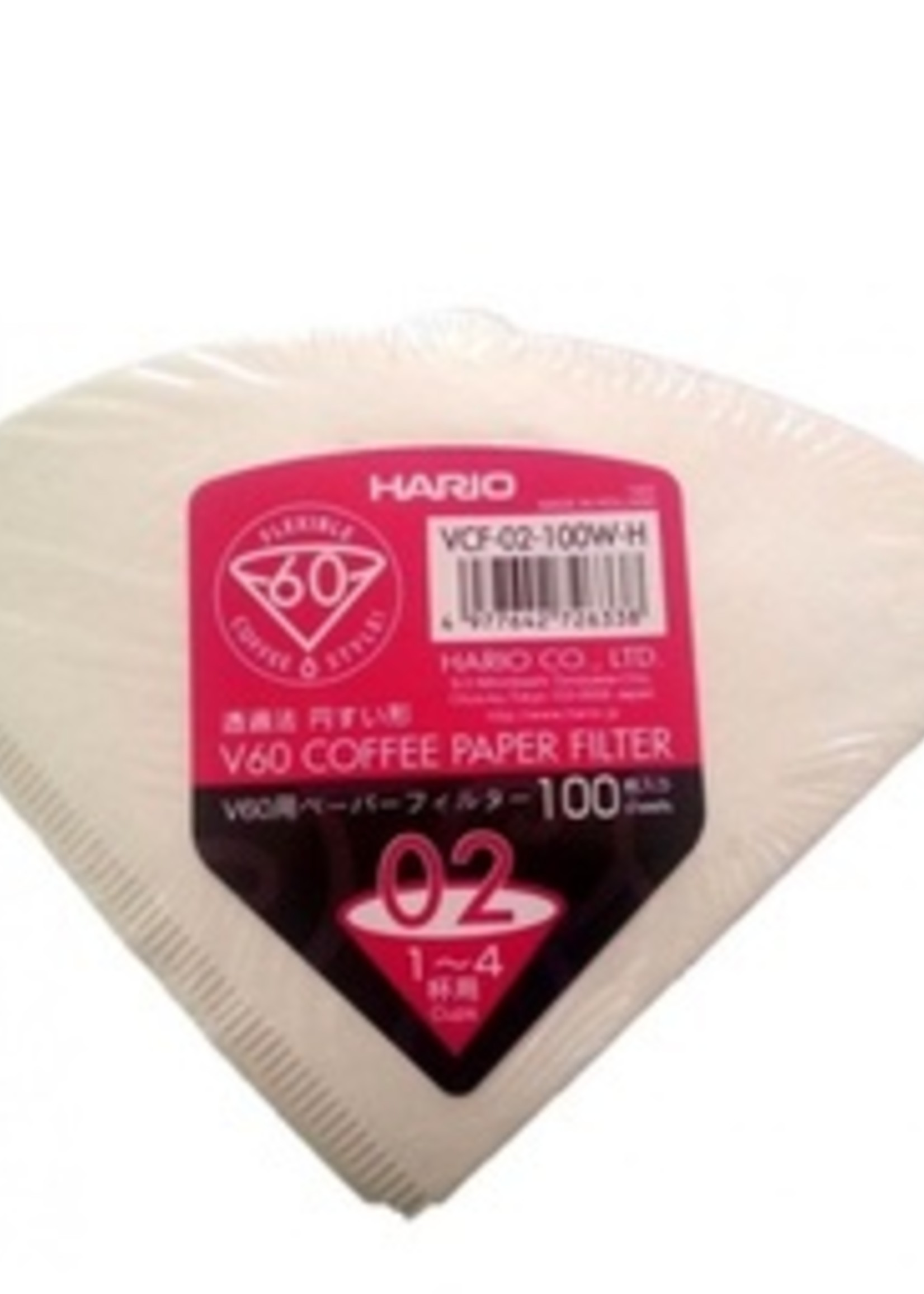 Hario Replacement filter 100