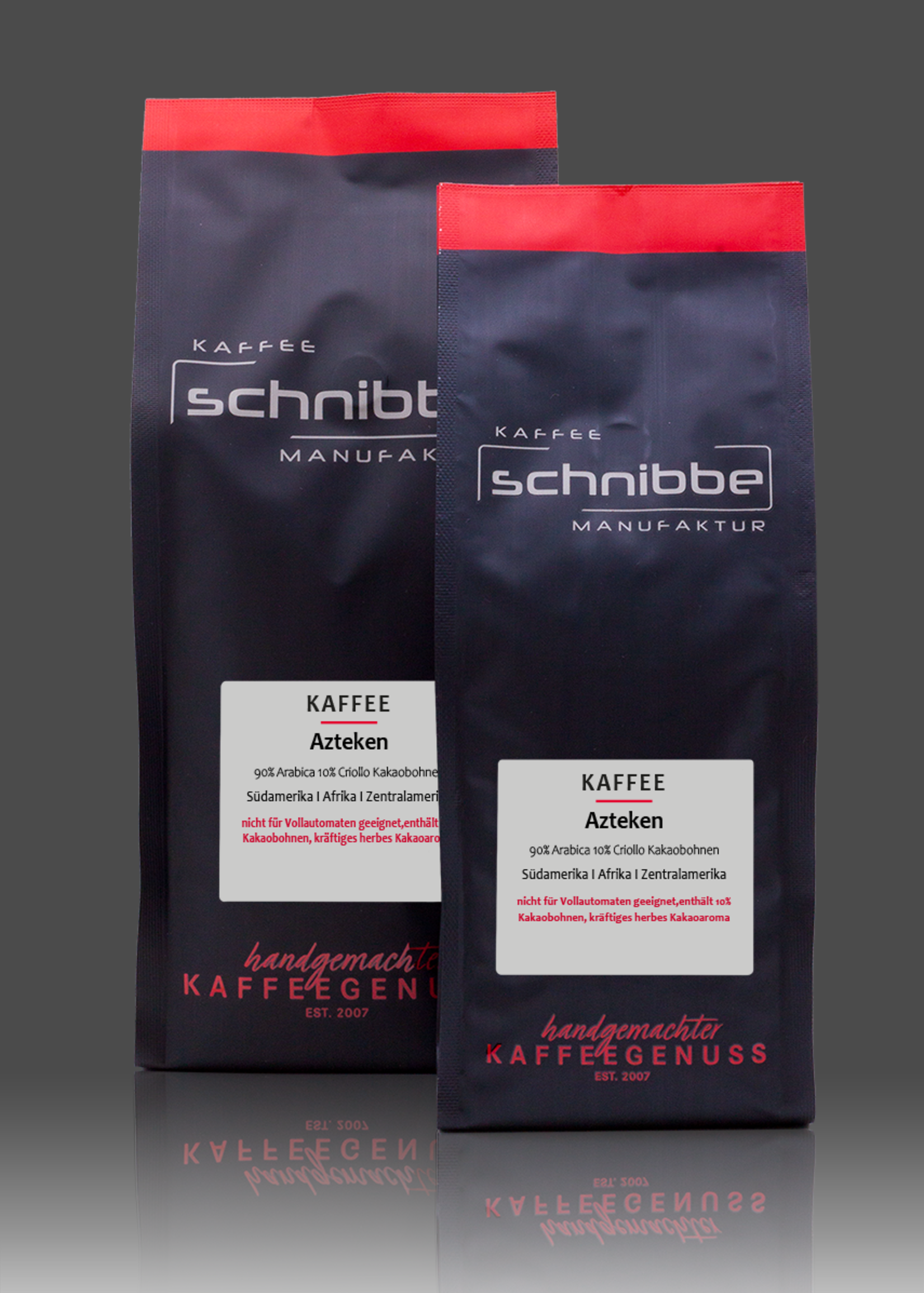 Aztec coffee blend