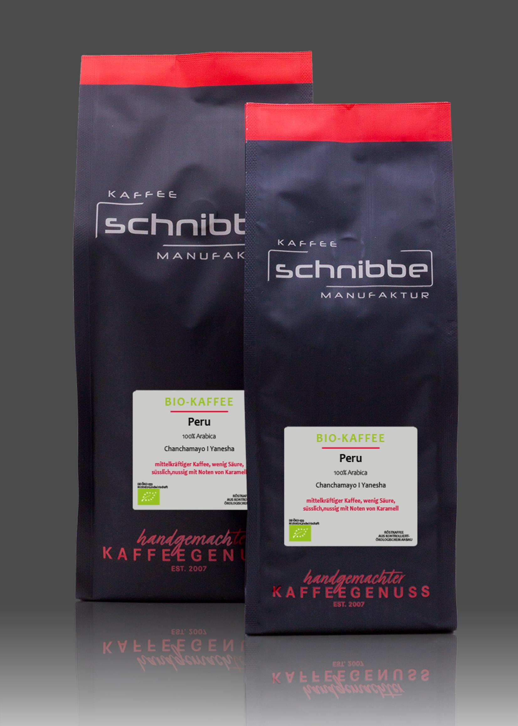 Bio Kaffee Peru Yanesha