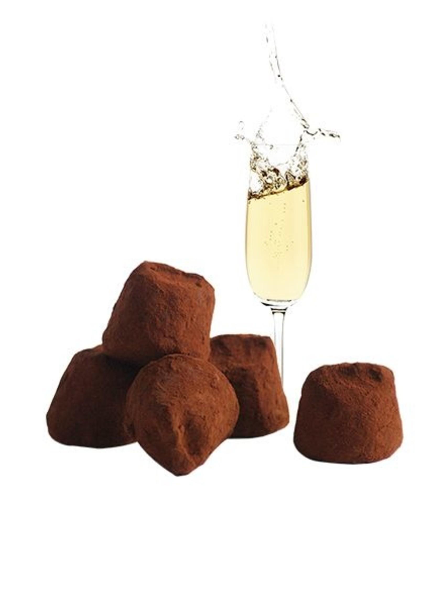 Belgian cream truffle