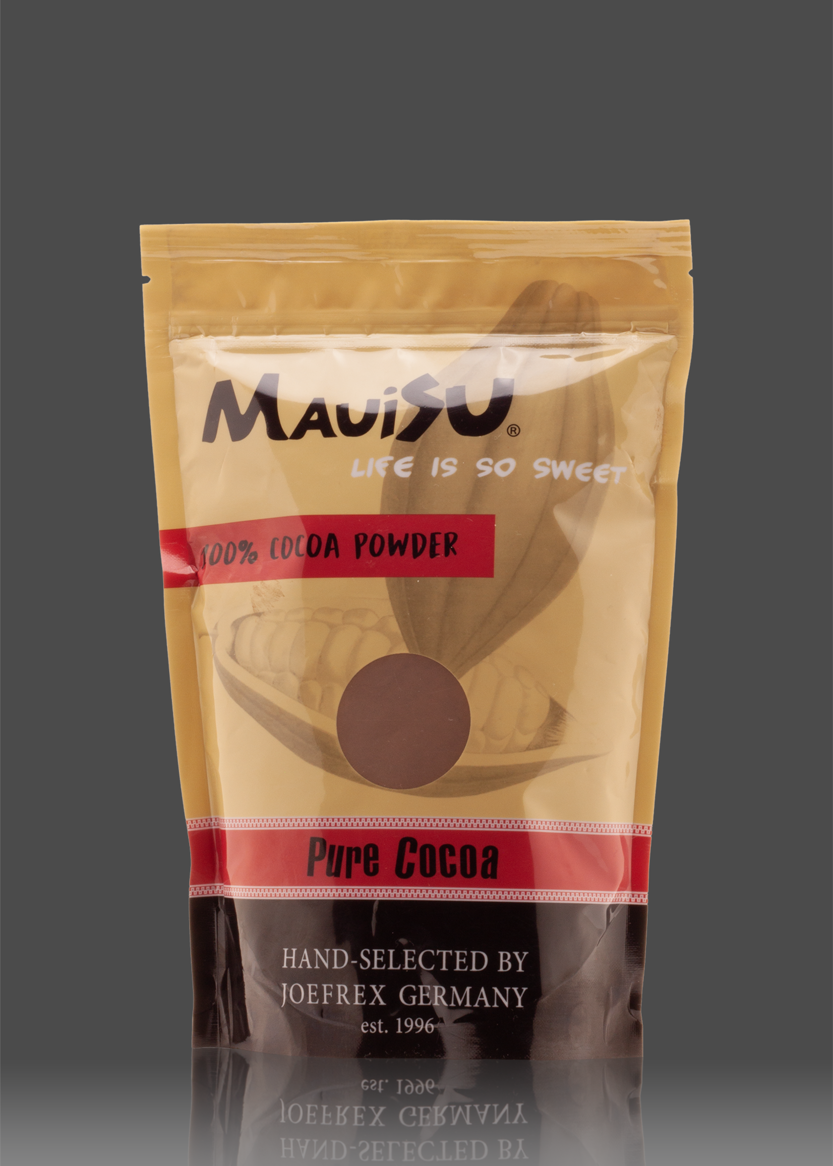 MauiSU 100% cocoa powder without sugar