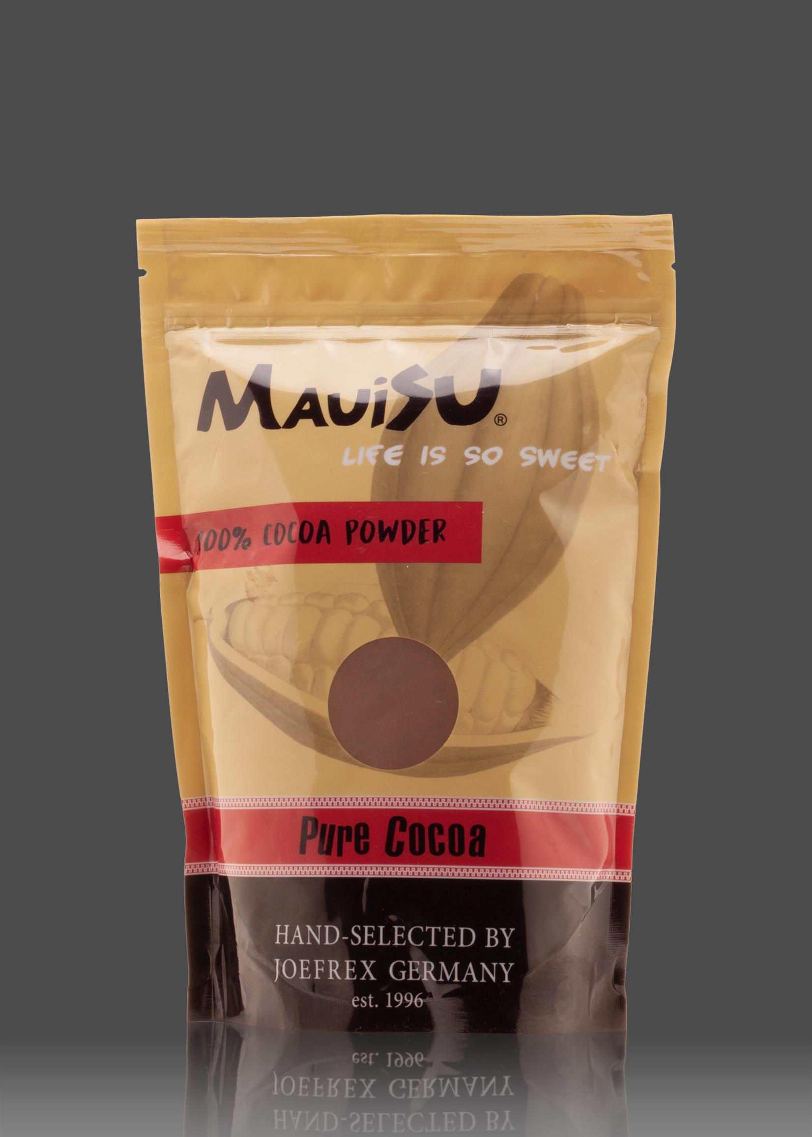 MauiSU 100% Kakaopulver ohne Zucker