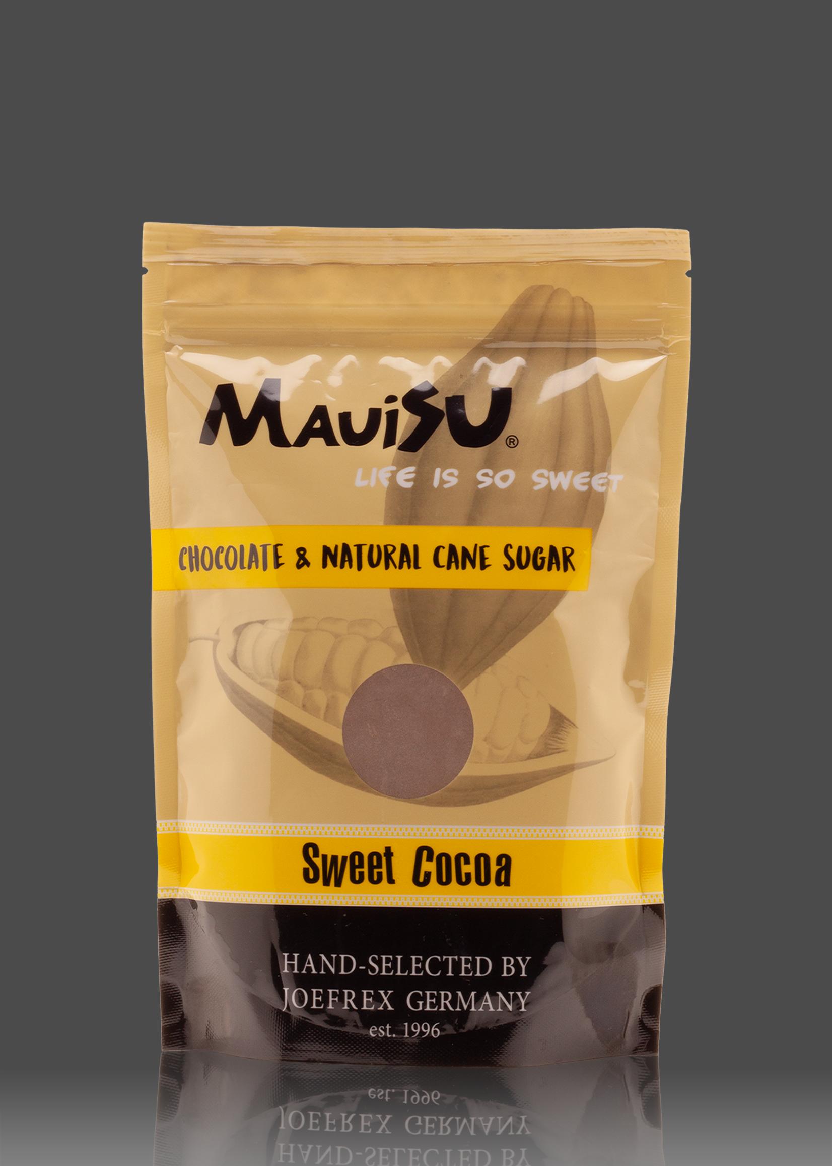 MauiSu drinking chocolate with cane sugar