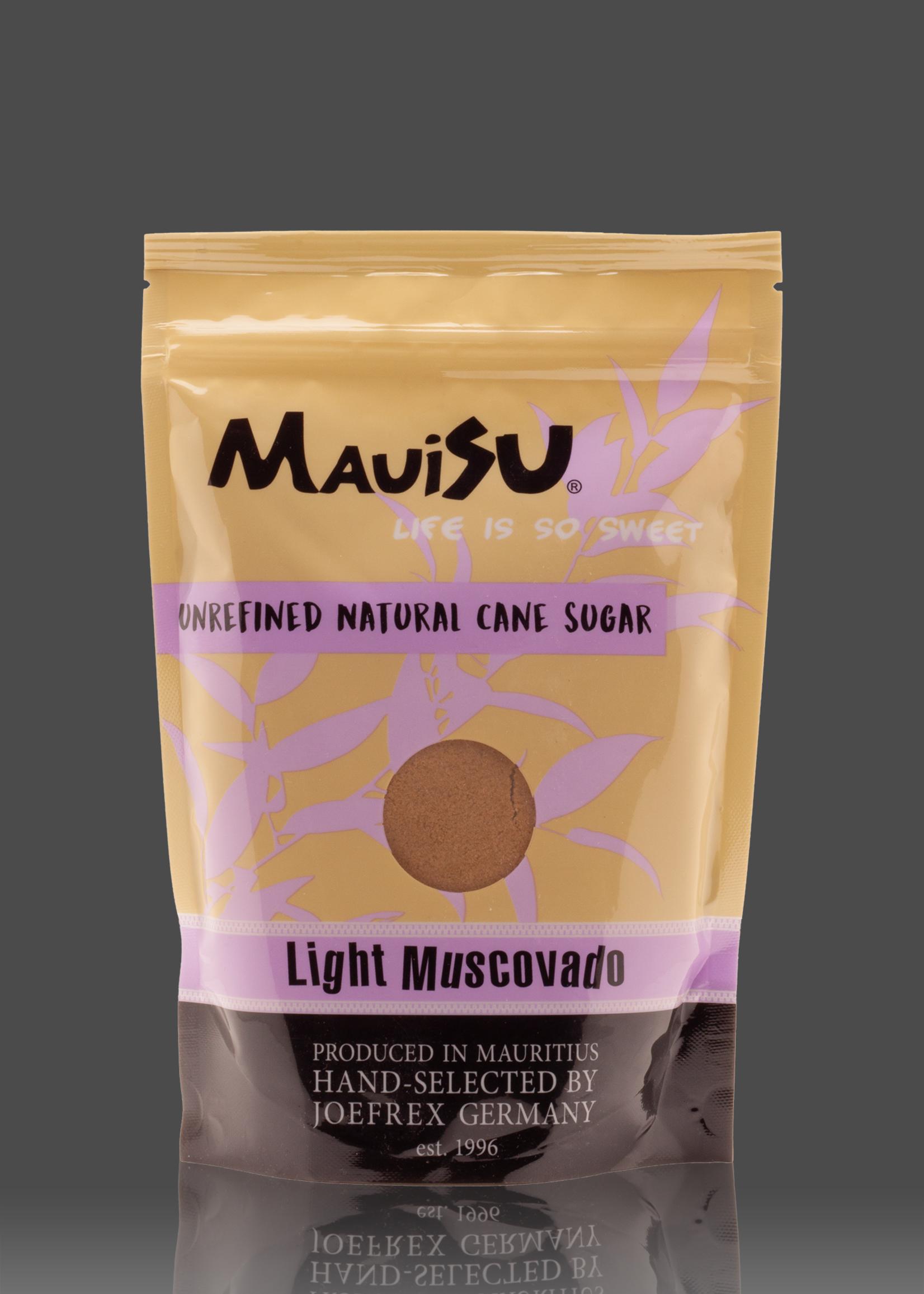 MauiSU Light Muscovado 500g