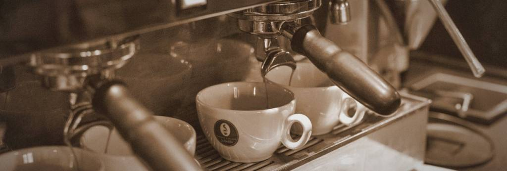 Espressobohnen Auswahl