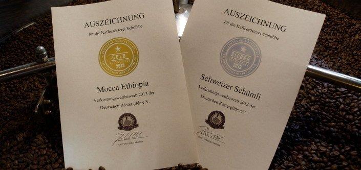 """Schweizer Schümli """"DRG Silbermedaille 2013"""""""