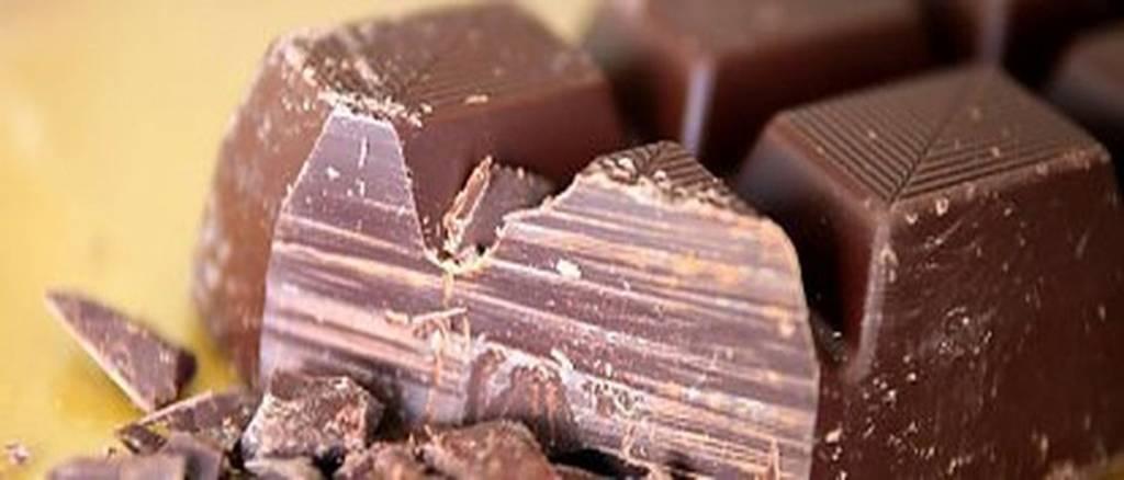Trinkschokolade & Kakaobohnen