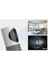 Cleverdog wifi caméra gris 120 ° Angle de visualisation