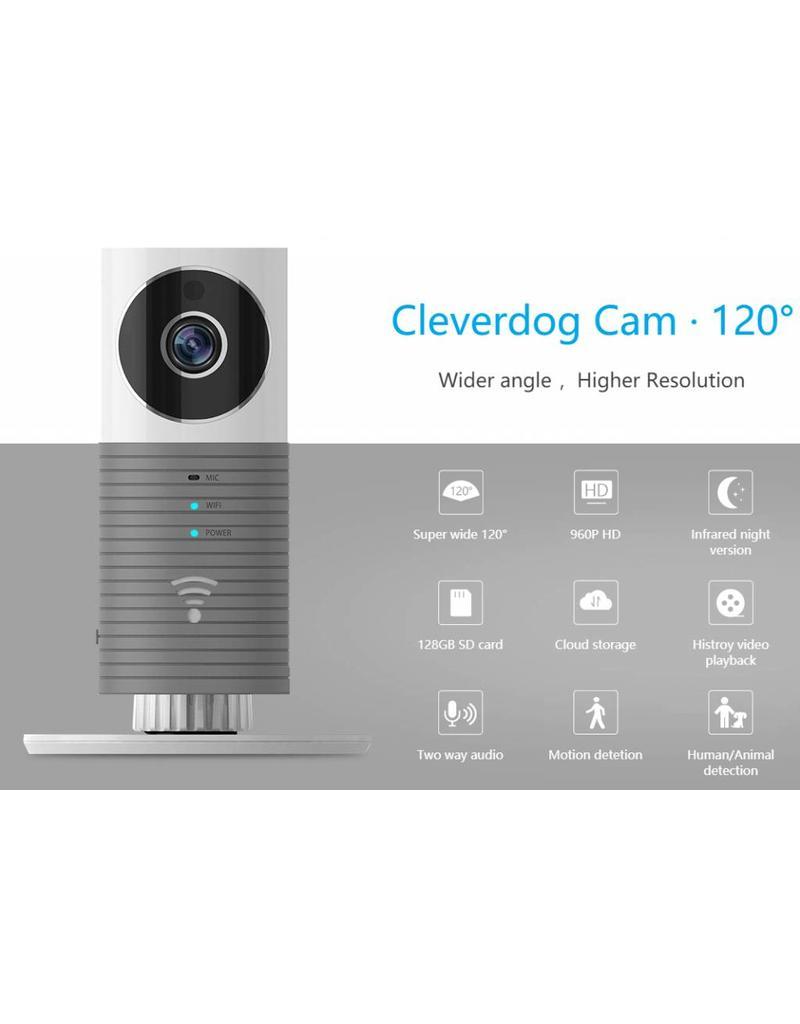 CleverDog Caméra CleverDog 120 °