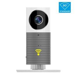 Caméra wifi Cleverdog nouveau modèle (1280 x 720 pixels) gris.
