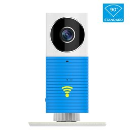 Cleverdog wifi camera new model (1280 x 720 pixels) blue