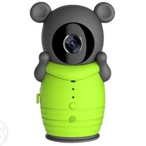 Cleverdog caméra wifi orange,