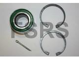 AM Kit repair front wheel bearings Opel Corsa-C / Meriva-A / Tigra-B