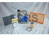 Complete maintenance package Opel Mokka Diesel