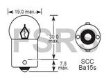 Bulb 12V-10W OEM