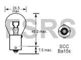Lamp 12V-21W