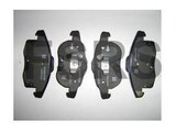 AM Set friction front brake pads Opel Signum Vectra-C