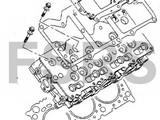 Opel Kopbout M12x175 Opel Signum Vectra-C Z30DT