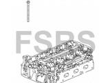 OE Neutral Screw cylinder head Opel Adam Ampera Astra Cascada Corsa Insignia Mokka Meriva Zafira 1.2 1.4 petrol
