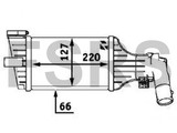 Intercooler Opel Astra-G Zafira-A Y17DT Z17DTL Y20DTH